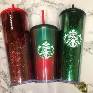 NWT Limited Edition Starbucks Holiday Cups